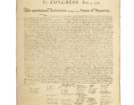 Declaration of Resistance