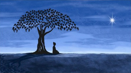 Rohatsu celebrates Buddha seeking enlightenment under the Bodhi tree.