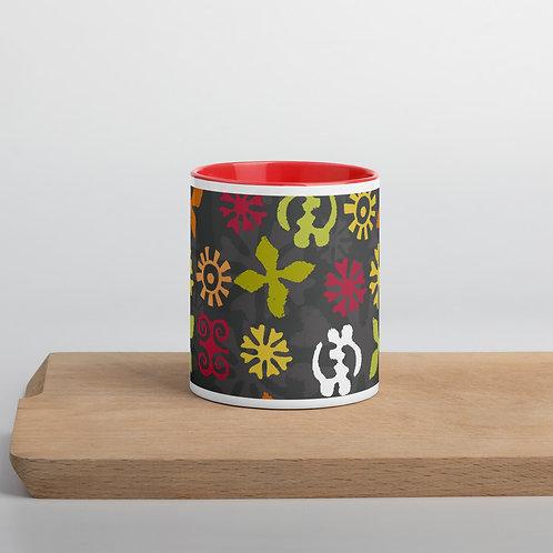 Adinkra Love Mug