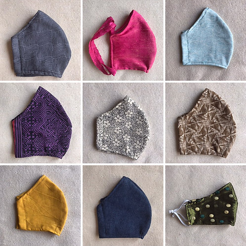 Handmade Cotton Masks