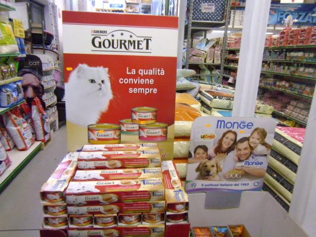 Offerte cibo per animali Roma