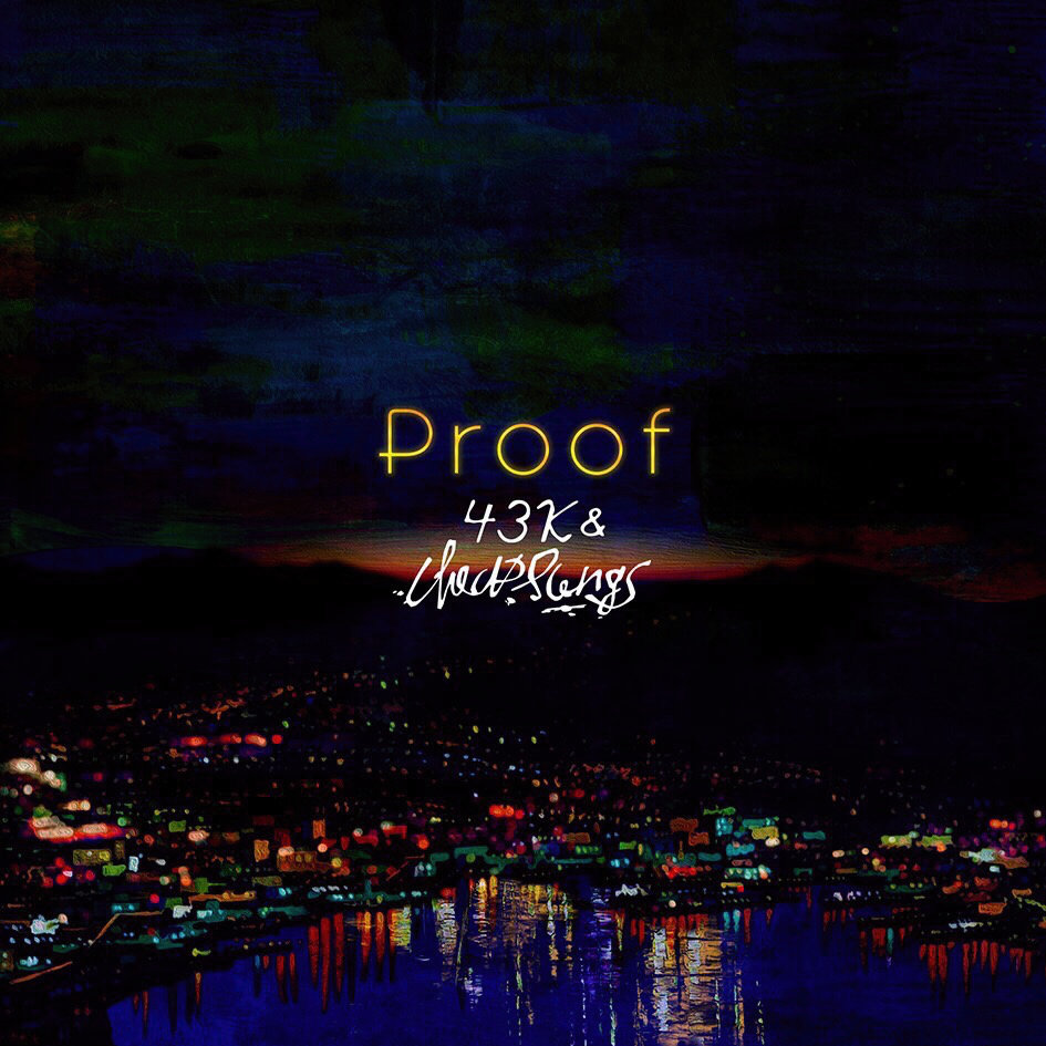 "1st album ""Proof"""