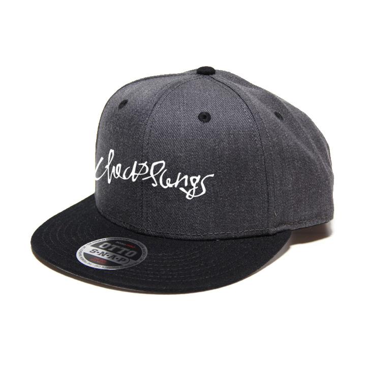 cheapsongs バンドロゴ cap