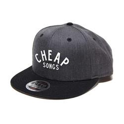 cheapsongs アーチ ロゴcap