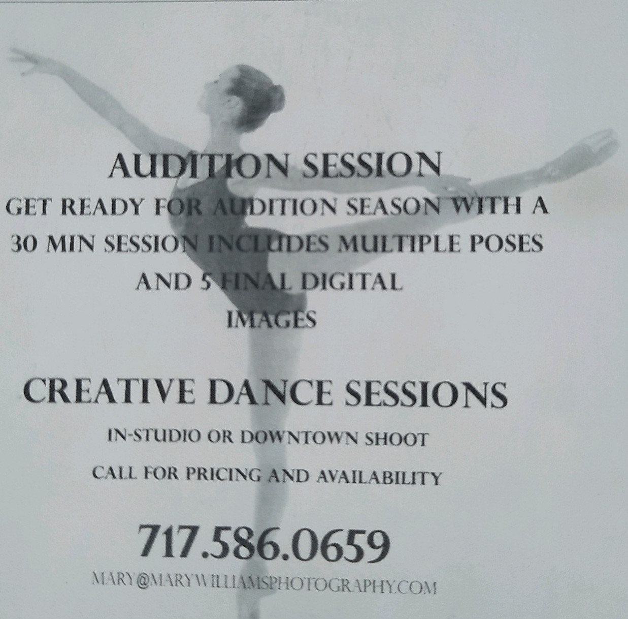 Audition Session