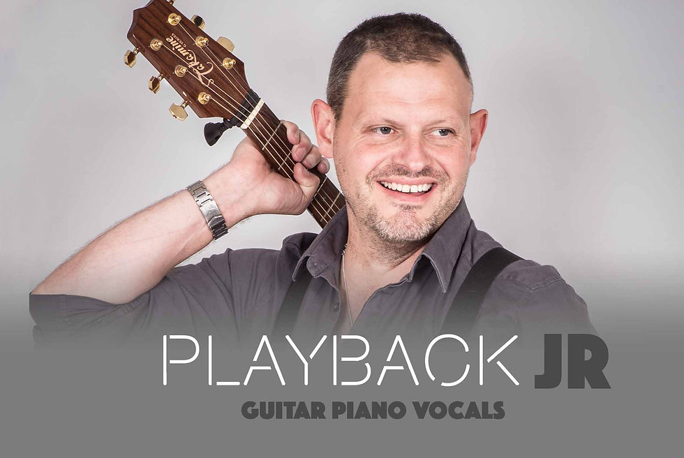 James Robinson, Singer guitarist, bassist and pianist suitable for events and parties in east anglia