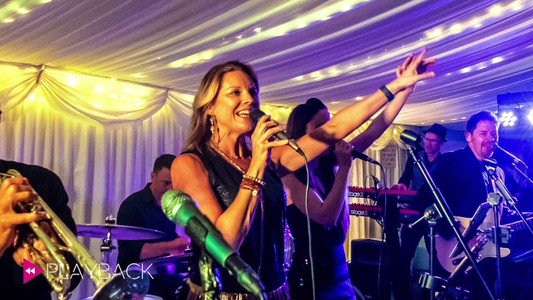 Playback Live Band playing in Cambridgeshire 2018