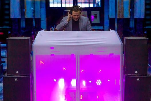 DJJR James Robinson in a Norwich based DJ