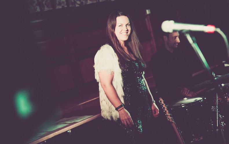 Caron Robinson, Saxophonist of Playback