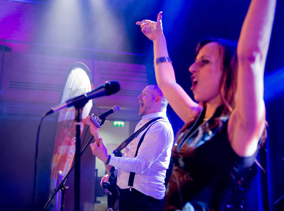 Playback Live at The Apex, Bury St Edmunds