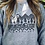Thumbnail: Wanderlust Crew Sweatshirt
