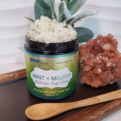Mint + Mojito Body Polish (Sugar Scrub)