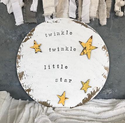 Twinkle, Twinkle, Little Star Sign