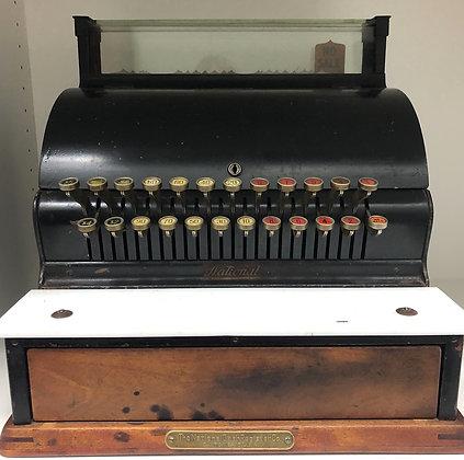 National Cash Register Co. Vintage Register