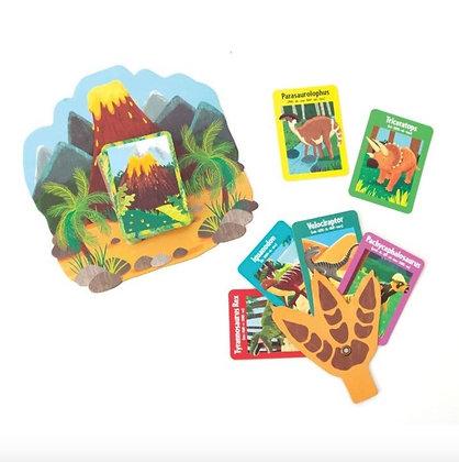 Dinosaur Go Fish Playing Cards