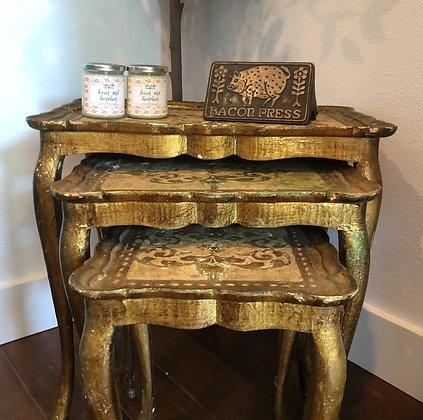 Set of 3 Vintage Nesting Tables