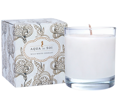 11 oz Wild White Currant Soy Candle