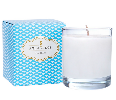 11 oz Sea Glass Soy Candle
