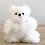 """Thumbnail: 7"""" Mini Alpaca Stuffed Bear"""