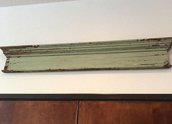 Blueish Hanging Wall Shelf