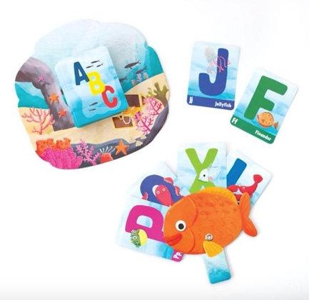 A-B Seas Go Fish Playing Cards