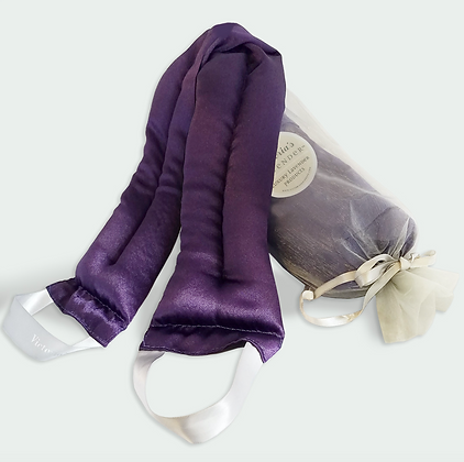 Lavender & Flax Filled Neck Wrap