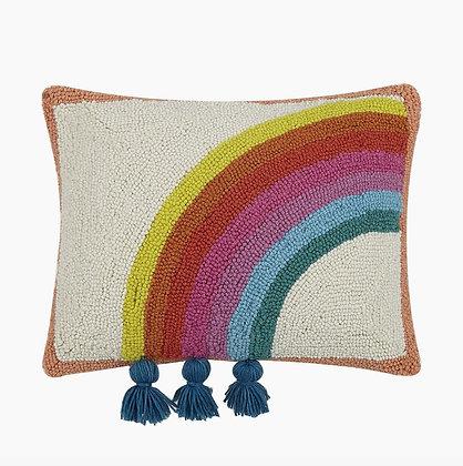 Rainbow Hook Pillow