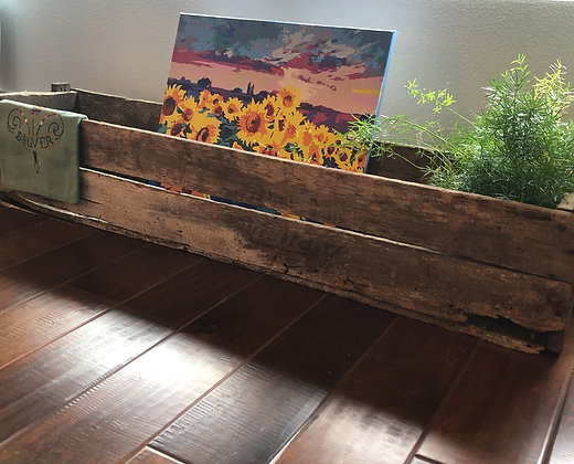 100 Year Old Wood Box