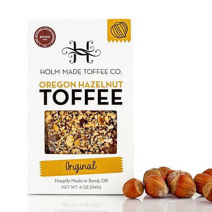Oregon Hazelnut Toffee