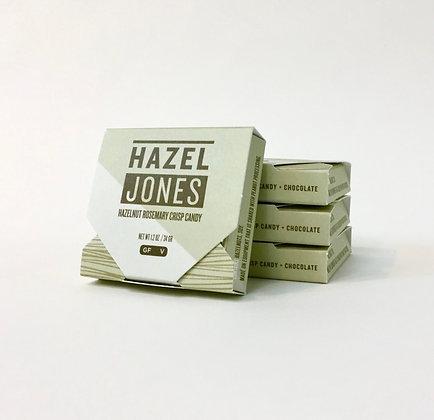 Hazel Jones Crisp Candy