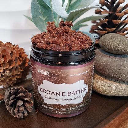 Brownie Batter Hydrating Body Polish (Sugar Scrub)