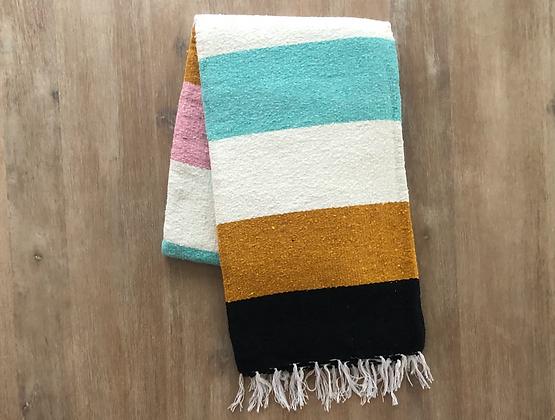 Ohana Handwoven Beach Blanket | Throw Blanket
