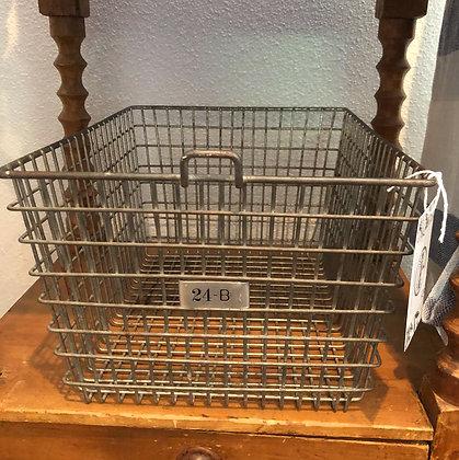 Metal Basket Locker