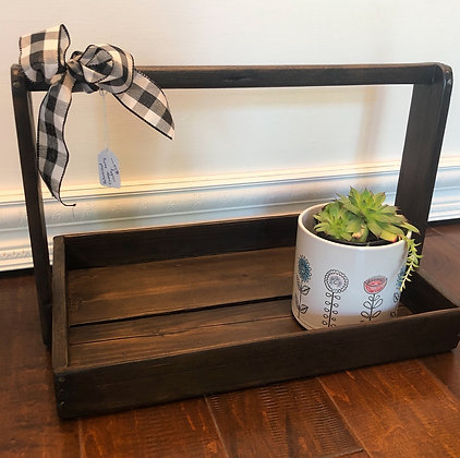 Vintage Berry Caddy