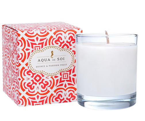 11 oz Quince & Passion Fruit Soy Candle