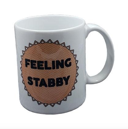 Feeling Stabby Coffee Mug
