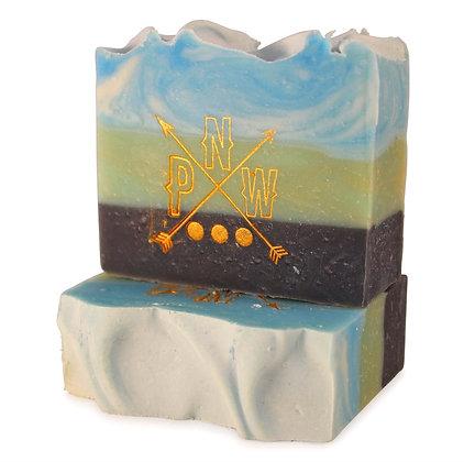 PNW Soap - Orange, Yuzu, Pine & Eucalyptus