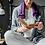 Thumbnail: Lavender & Flax Filled Neck Wrap
