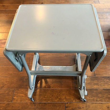 H.O.N. Typewriter Table With Drop Leaf Extensions