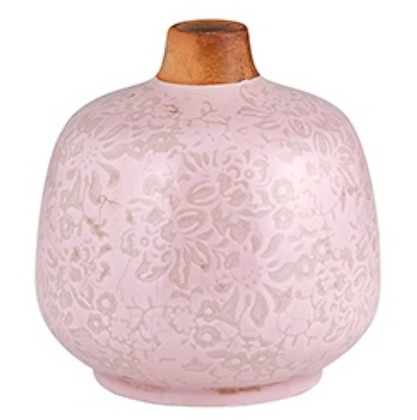 Light Pink Bud Vase