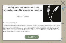 Post Opened from the farm help finder map