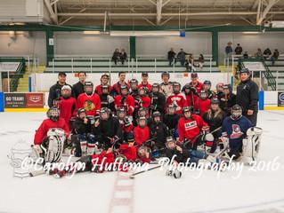 Successful Hockey School