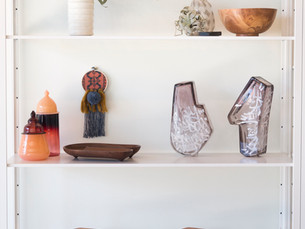 Homemade goods, contemporary crafts and home decor
