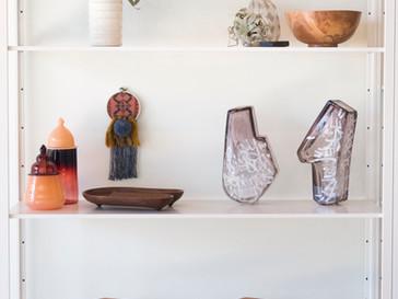 Homemade goods, contemporary crafts and home decor