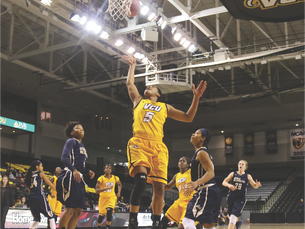 Rams come up short to George Washington