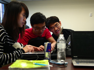 Collegiate hackers compete in first 24-hour VCU hackathon