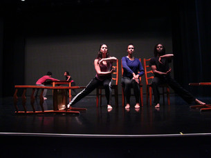 VCU Dance brings Friction to the stage
