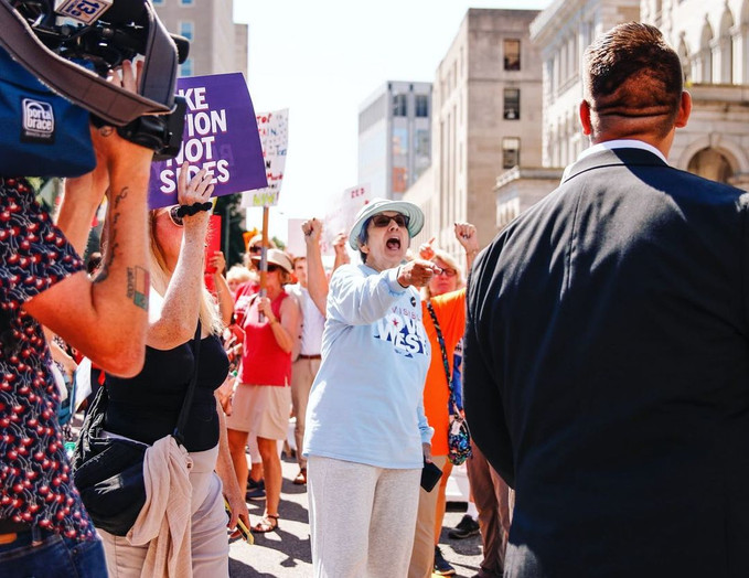 Anti Gun Protest - July 2019