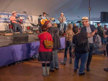 Richmond Folk Festival returns, college students don't