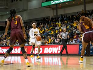 Jaguars hand women's basketball their second loss